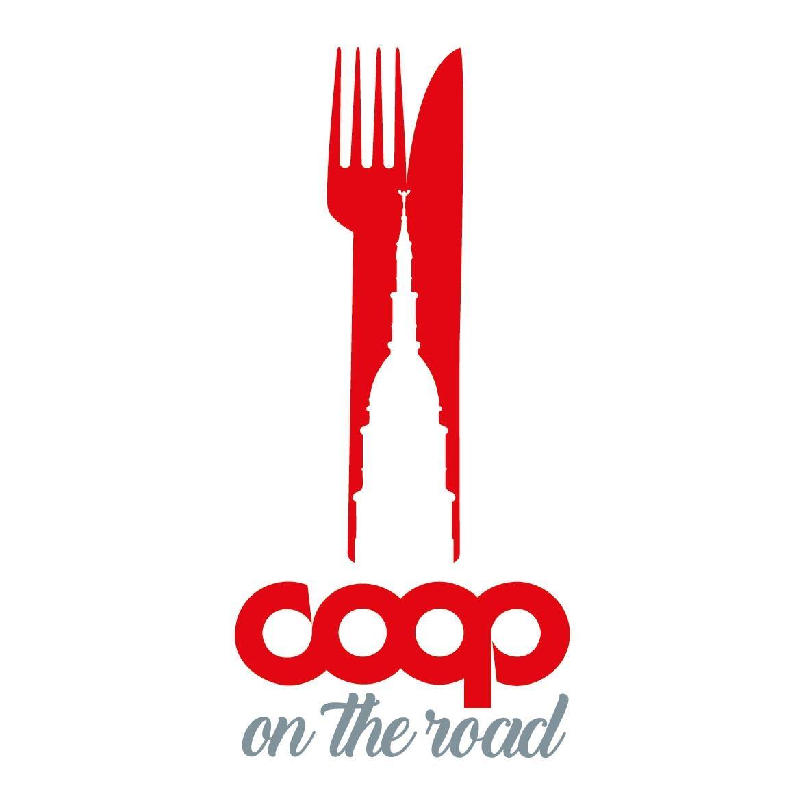 logo coop on the road