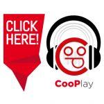 Logo del gruppo di COOPlay / Click Here!